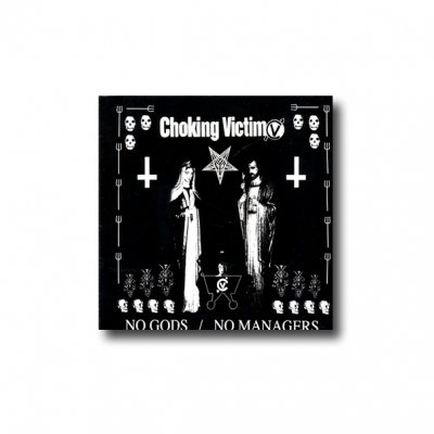 hellcat-records - No Gods, No Managers CD