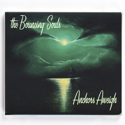 The Bouncing Souls - Bouncing Souls Anchors Aweigh - CD