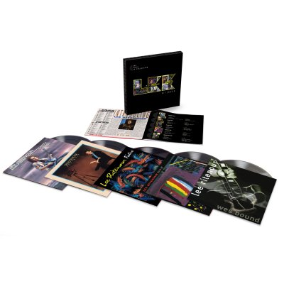 lee-ritenour - The Vinyl LP Collection - Box Set