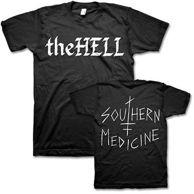 The Hell - Southern Medicine Tee - Mens