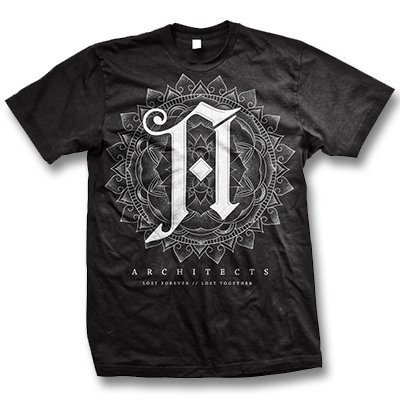 Architects - Album T-Shirt (Black)