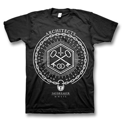 architects - Daybreaker T-Shirt (Black)