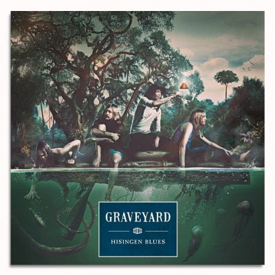 Graveyard - Hisingen Blues CD