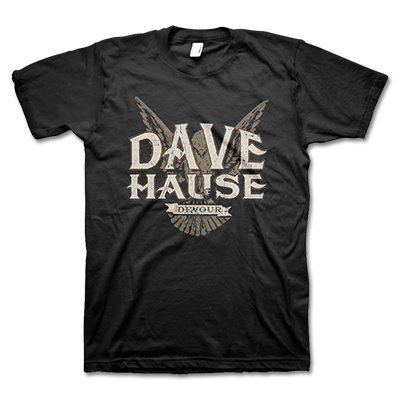 dave-hause - Falcon Tee - Mens