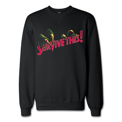 Survive This - Dinosaur Crew Neck