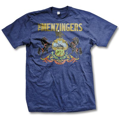 The Menzingers - PA Flag Tee