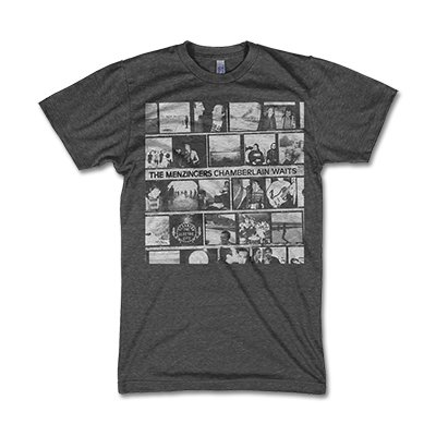 the-menzingers - Chamberlain Waits Tee