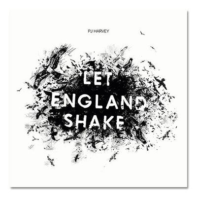 PJ Harvey - Let England Shake CD