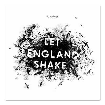 Let England Shake CD