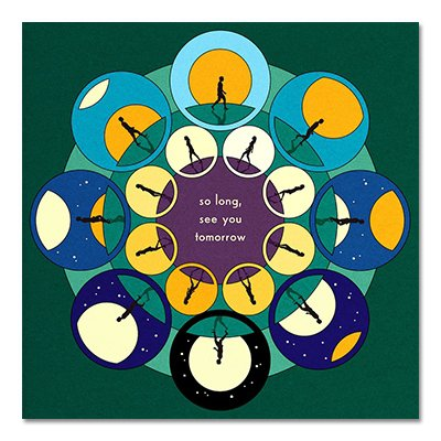 Bombay Bicycle Club - So Long, See You Tomorrow - CD