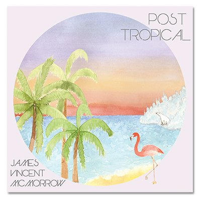 James Vincent McMorrow Vagrant - Post Tropical - CD