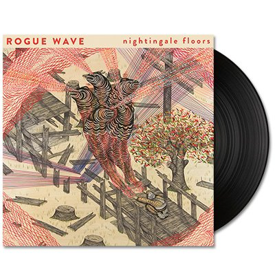 Rogue Wave - Nightingale Floors - LP