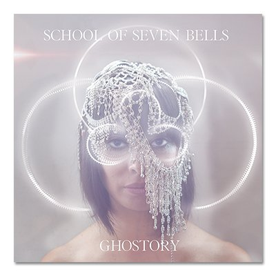 School Of Seven Bells - Ghostory CD