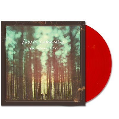 Fossil Collective - Tell Where I Lie - LP (Red)