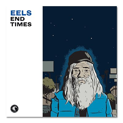 Eels - End Times CD