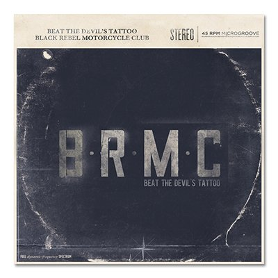 Black Rebel Motorcycle Club - Beat The Devil's Tattoo CD