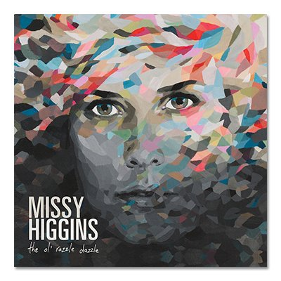 Missy Higgins - The Ol' Razzle Dazzle CD