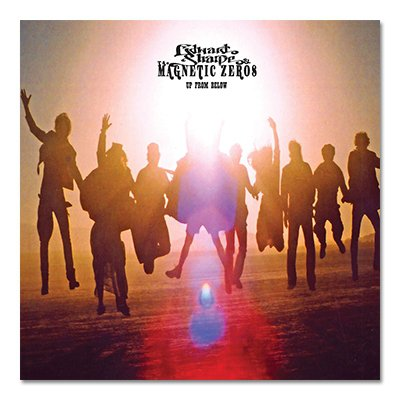 Edward Sharpe - Up From Below CD
