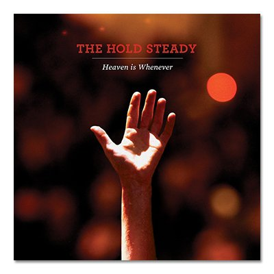 The Hold Steady - Heaven Is Whenever - CD
