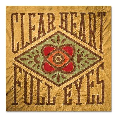 Clear Heart Full Of Eyes CD