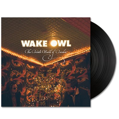 Wake Owl - Private World Of Paradise - LP