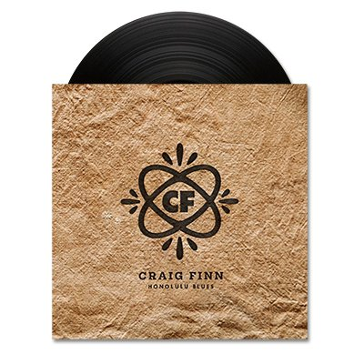 Craig Finn - Honolulu Blues - 7""