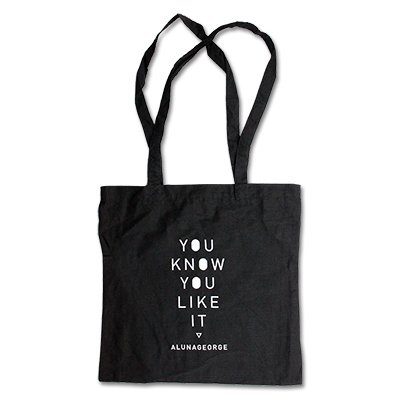 Alunageorge - Tote Bag (Black)