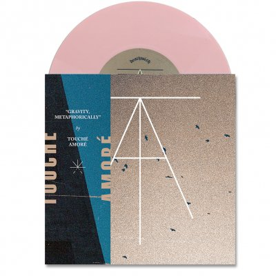 touche-amore - Touche Amore / Pianos Become The Teeth Split 7""
