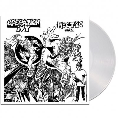Operation Ivy - Hectic LP (Clear)