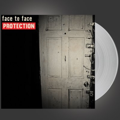 face-to-face - Protection LP 180 Gram (Clear)