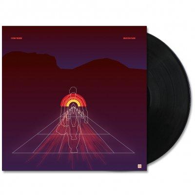 """com-truise - Silicon Tare 12"""" EP (Black)"""