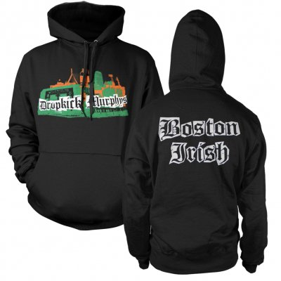dropkick-murphys - Boston Irish Pullover Sweatshirt
