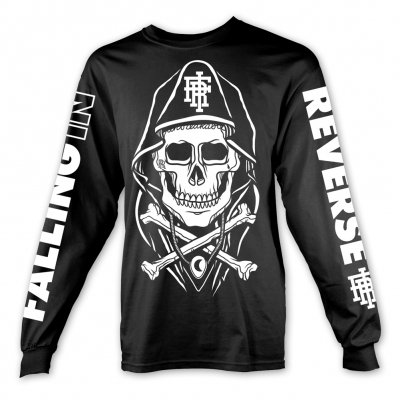 falling-in-reverse - Reaper Long Sleeve Tee (Black)