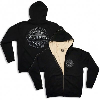 Vans Warped Tour - Compass Sherpa Lined Hoodie