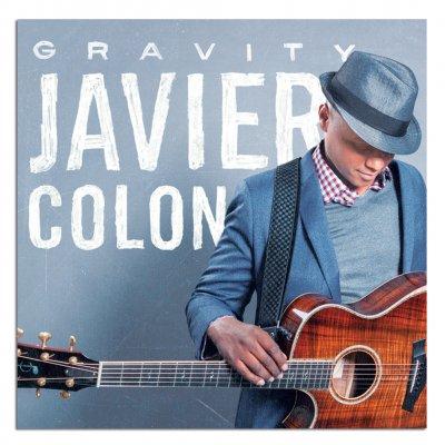 javier-colon - Gravity CD (Autographed) + Digital Album
