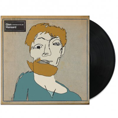 "Glen Hansard - A Season on the Line 12"" EP (Black)"