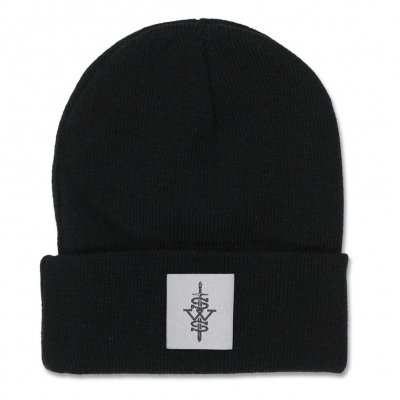 sleeping-with-sirens - SWS Patch Beanie