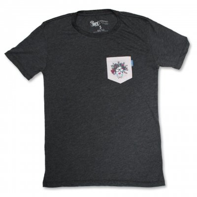 vans-warped-tour - Vans Warped Tour x Povertees Medusa Pocket Tee