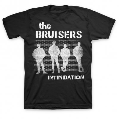 bruisers - Intimidation T-Shirt (Black)