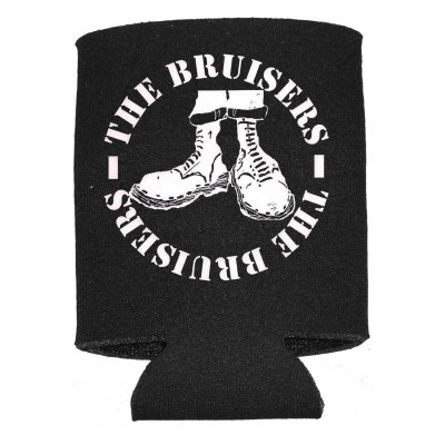 bruisers - Boots Coozie (Black)