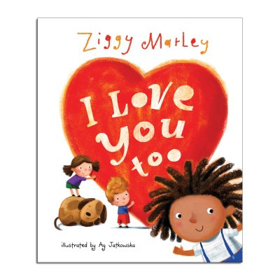 ziggy-marley - I Love You Too Book
