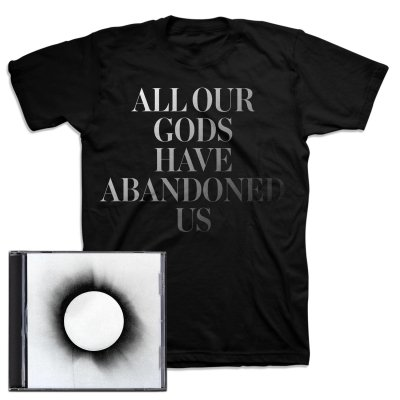 architects - All Our Gods Have Abandoned Us CD + Text T-Shirt Bundle