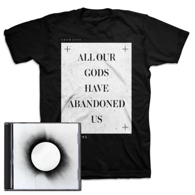architects - All Our Gods Have Abandoned Us CD + Slate T-Shirt Bundle