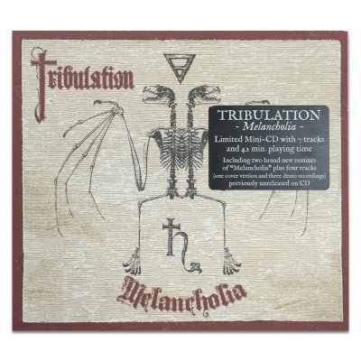 Tribulation - Melancholia - Ltd Ed. Digi-Pak CD