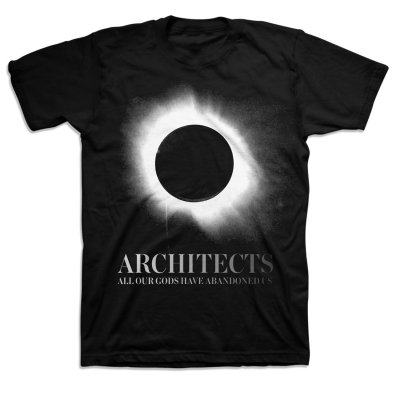 Architects - All Our Gods Cover T-Shirt (Black)