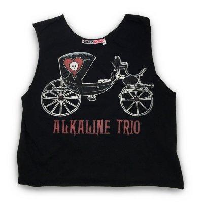 alkaline-trio - Vintage Hearse Muscle Tee (Womens)