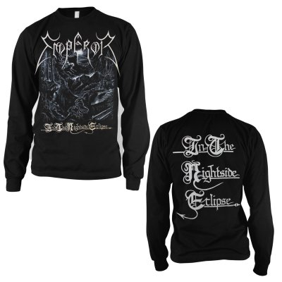 valhalla - In The Nightside Eclipse Longsleeve (Black)