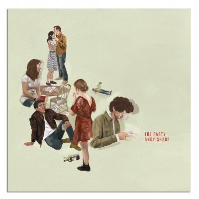Andy Shauf - The Party CD
