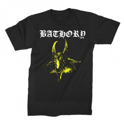 Goat T-Shirt (Black)