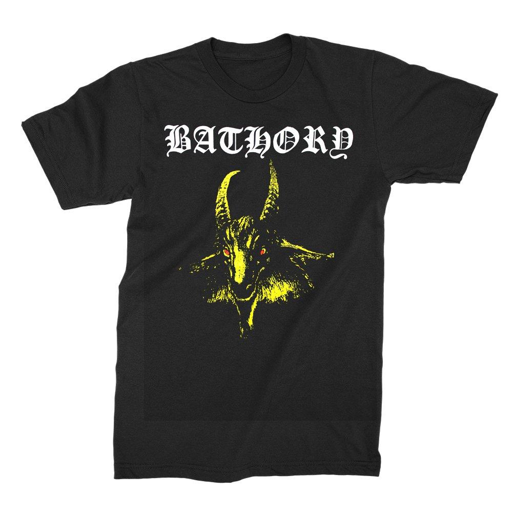 IMAGE   Goat T-Shirt (Black)